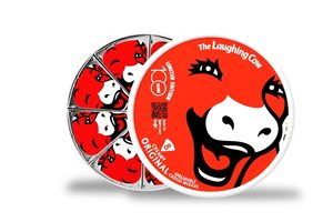 Laughing cow anniversary