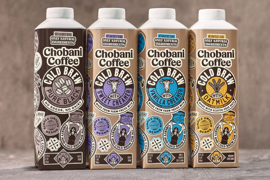 Chobani Coffee