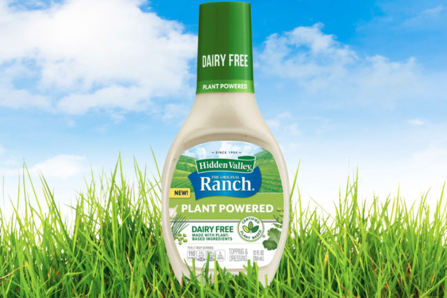 Hidden Valley Plant Powered Ranch