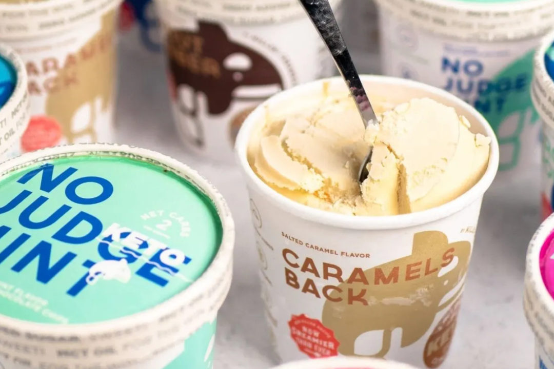 Killer Creamery keto ice cream