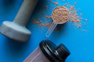 Whey protein lead