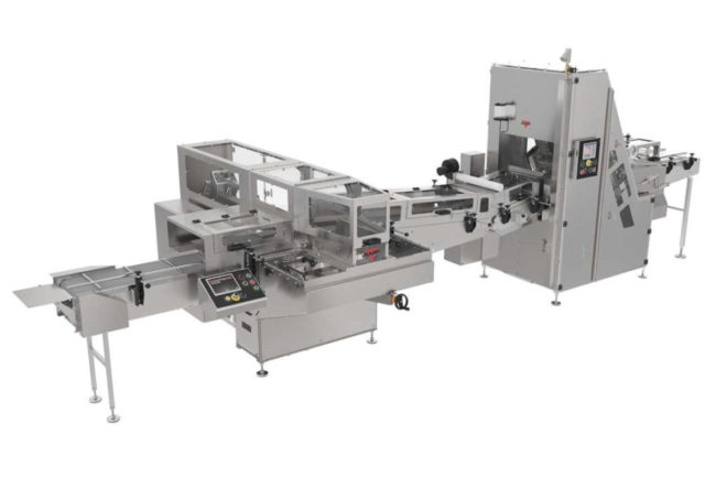 AMF Bakery Systems equipment