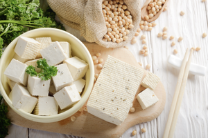 Vegan cheese lead