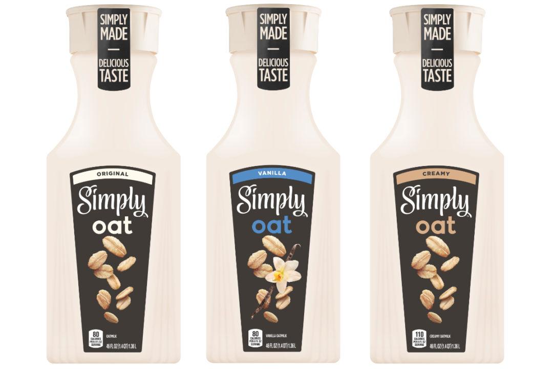 Simply Oat oat milk beverages