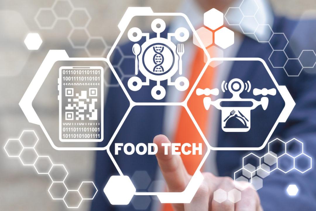 Food tech concept