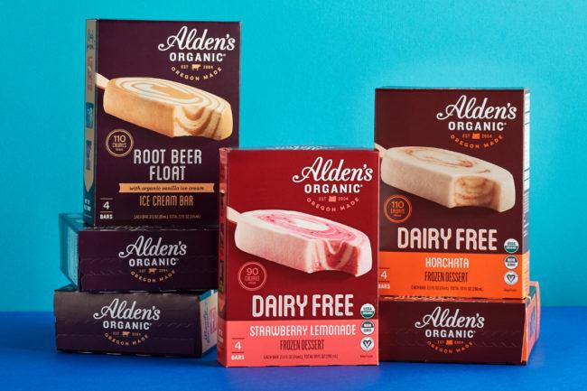 Alden's Organic Summer Bar Collection