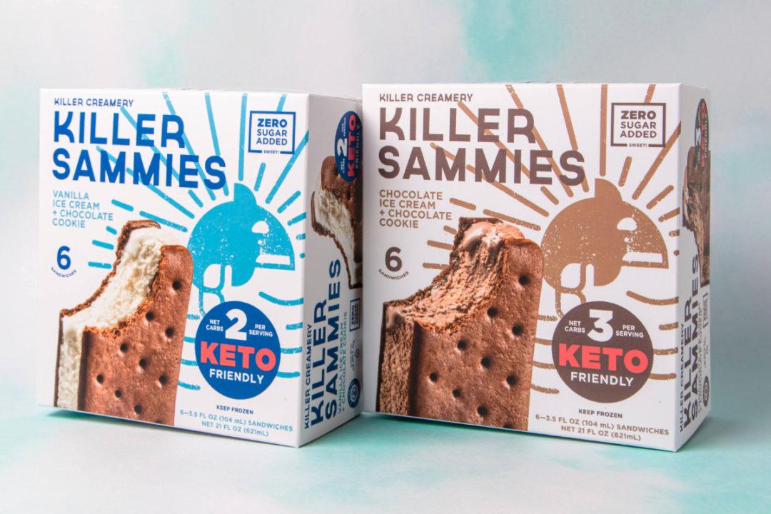 Killer Creamery Killer Sammies