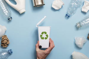 Sustainable packaging lead