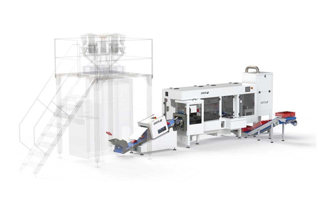 BluePrint Automation, Machine