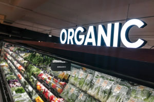 Organicproducesection lead